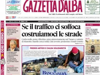 La copertina di Gazzetta in edicola martedì 10 gennaio
