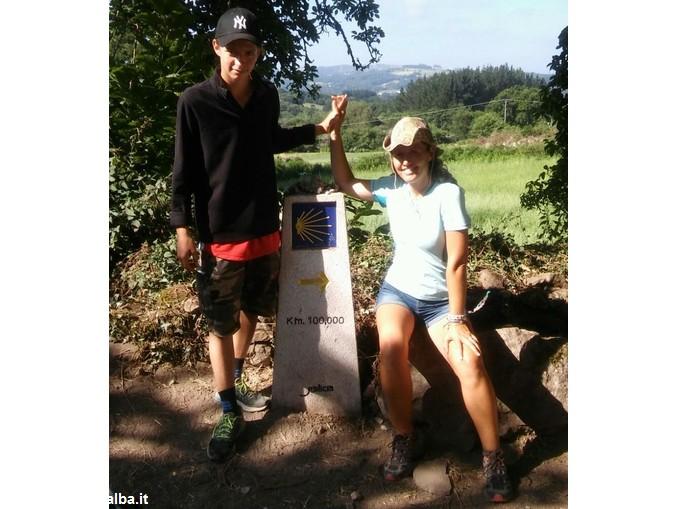 sonia-fornero-burzio-santiago-ultimi-100-km