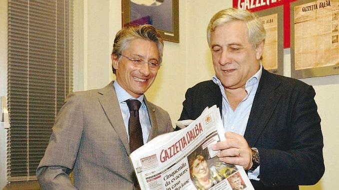 Antonio Tajani (Ppe) è il nuovo presidente del Parlamento Europeo