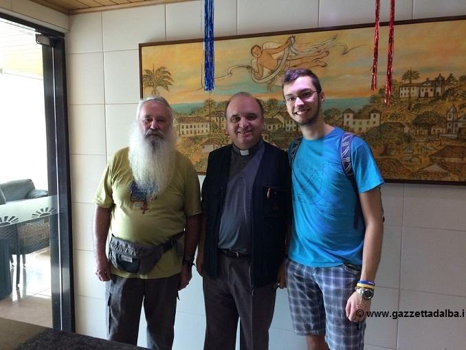 In viaggio con il Vescovo Marco Brunetti nelle missioni del Brasile