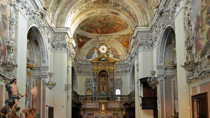 La celebre Via crucis dei Battuti bianchi è in fase di restauro