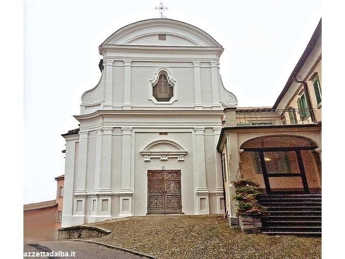 chiesa castiglione tinella