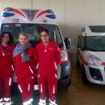 Diecimila ore di impegno per i 90 volontari della Croce rossa montatese