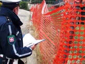 Cantiere edilizio abusivo a Racca di Guarene. Tre denunciati