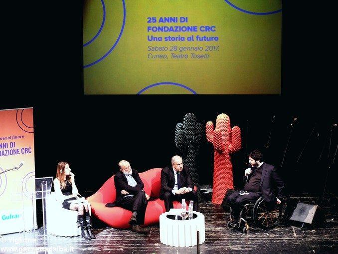 25 anni di fondazione Crc: una storia al futuro