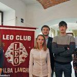La visita del presidente distrettuale lancia la concreta attività dei Leo