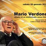 Carlo Verdone ad Alba per parlare del papà Mario, esperto di futurismo