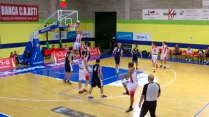 Giocata spettacolare per il Mercatò Olimpo Basket!