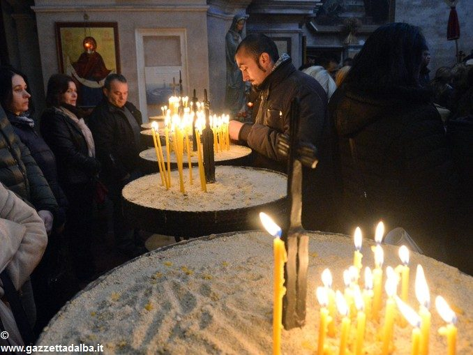 Gli ortodossi macedoni hanno celebrato il Natale 1