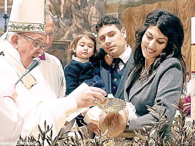 papa Francesco giornata vita