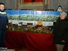 Quasi 14mila visitatori alla mostra dei Presepi in San Giuseppe 16