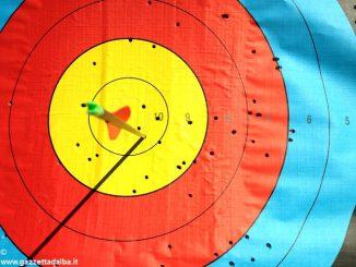 Due gare di tiro con l'arco a Priocca