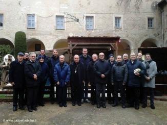 Si è concluso l'incontro di preghiera dei Vescovi e preti piemontesi