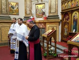 L'incontro con la chiesa rumena chiude la settimana di preghiera per l'unità dei cristiani 1