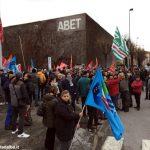 Sospesa la mobilitazione dei lavoratori Abet di Bra