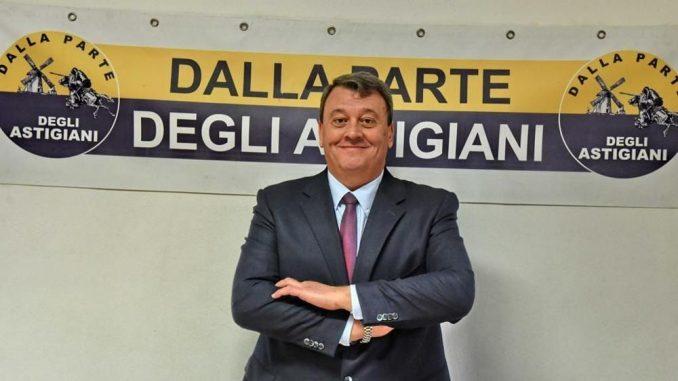 Ad Asti Biagio Riccio scende in campo per le elezioni comunali