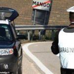 Spacciatore albanese arrestato a Mango con 30 grammi di coca