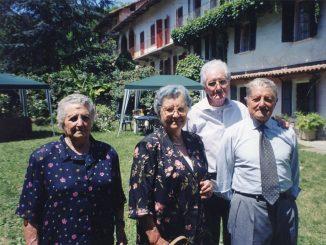 I fratelli Barberis, la famiglia più longeva d'Italia