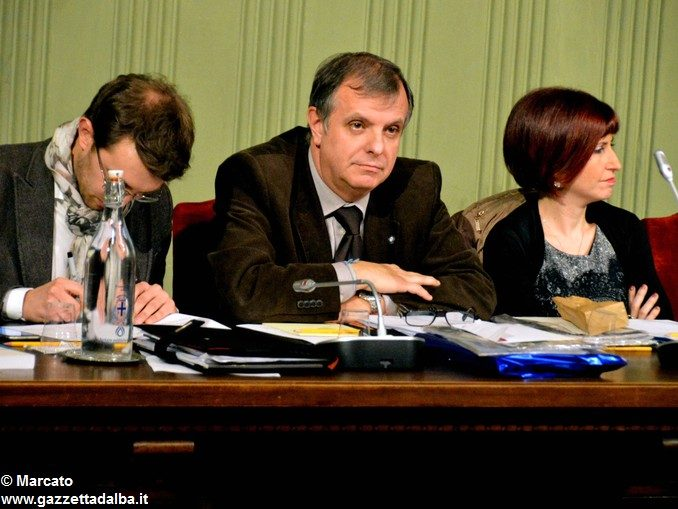 Su Apro esplode la bagarre tra il sindaco Marello e Domenico Boeri (Per Alba) 1