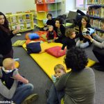 Ottobre ricco di letture animate nella biblioteca di Alba