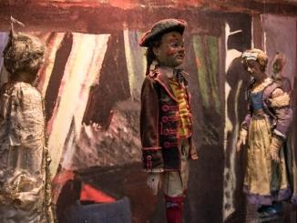 A Monforte l'arte ai bambini si spiega  nella stanza delle marionette