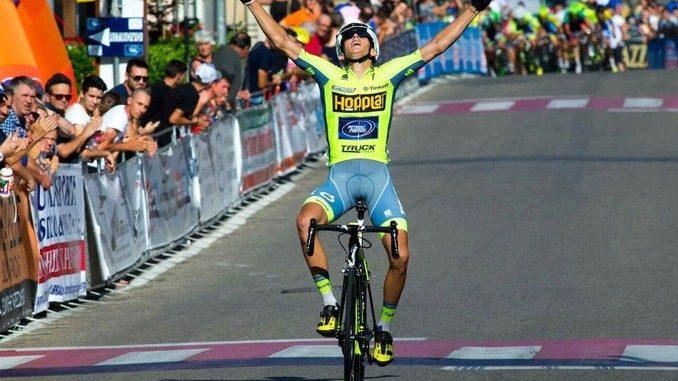 Massimo Rosa disputerà il Trofeo Laigueglia con la Nazionale