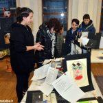 Rime di storia: consensi per la mostra della media Pertini per la Giornata della memoria