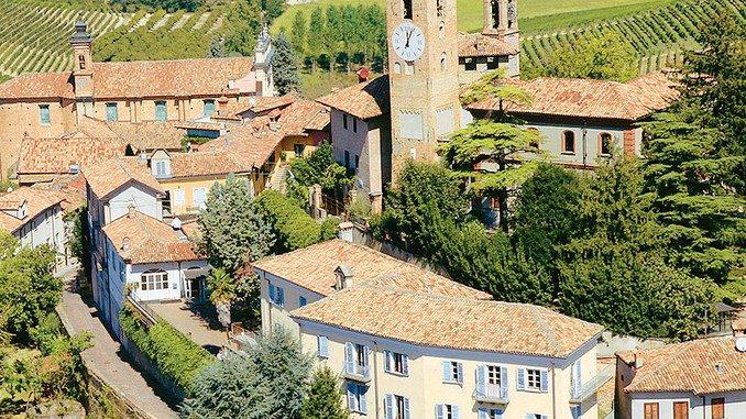 Sei belvedere sulle colline dell'Unesco