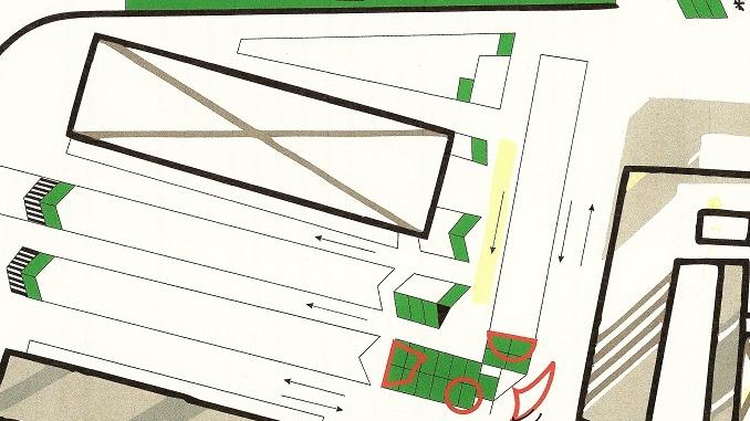 Bolla presenta un piano per recuperare 55 parcheggi gratuiti in piazza Cagnasso