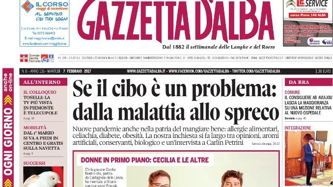 La copertina di Gazzetta in edicola martedì 7 febbraio