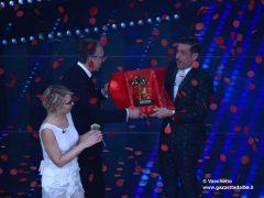 La fotogallery della finale della sessantasettesima edizione del Festival di Sanremo 6