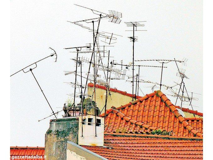 Sulle colline la televisione non è per tutti