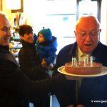 Bruno Ceretto il 22 febbraio compie ottant'anni: le foto dei festeggiamenti