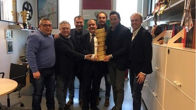 Giro d'Italia: incontro a Milano per riportarlo nella Granda nel 2018