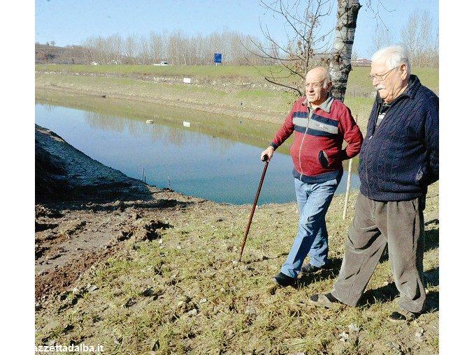 Lago San Biagio: i pescasportivi  sperano nella vicina riapertura 1