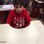 Un nuovo banco per Marco, costretto su una sedia a rotelle dopo essere stato investito