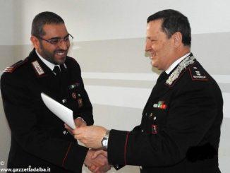 Omicidio Ceste, encomio al maresciallo Giovanni Puglisi per la sua dedizione alle indagini