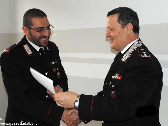 maresciallo PUGLISI e generale MOSSA