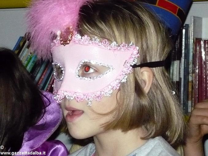 maschera web