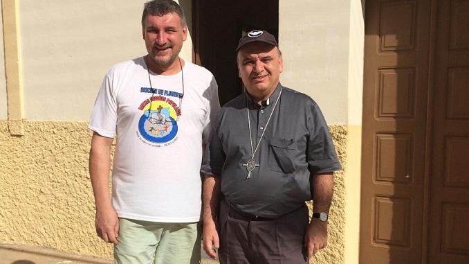 In viaggio con il Vescovo Marco Brunetti nelle missioni del Brasile. Racconto del primo febbraio