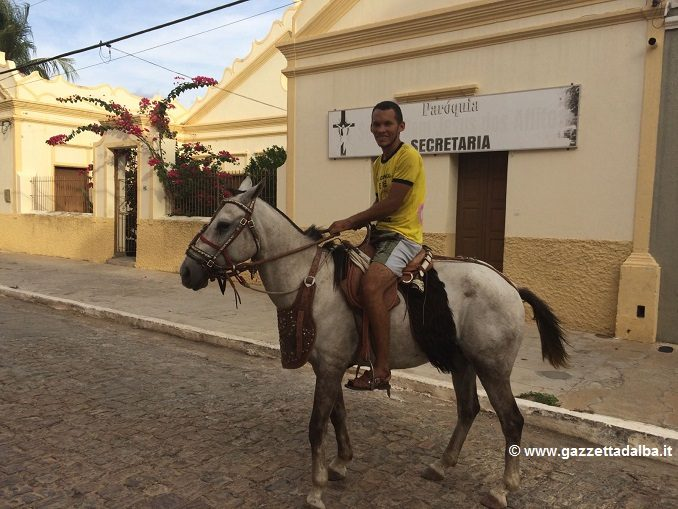 In viaggio con il Vescovo Marco Brunetti nelle missioni del Brasile. Racconto del primo febbraio 2