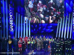 La fotogallery di Gazzetta dedicata alla prima serata del Festival di Sanremo 6