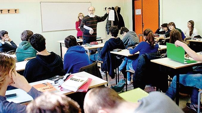 La religione a scuola piace nelle superiori albesi.  I risultati di una ricerca universitaria 1