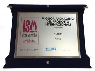 Incetta di premi per i prodotti della Galup di Bernocco agli Ism Awards di Colonia