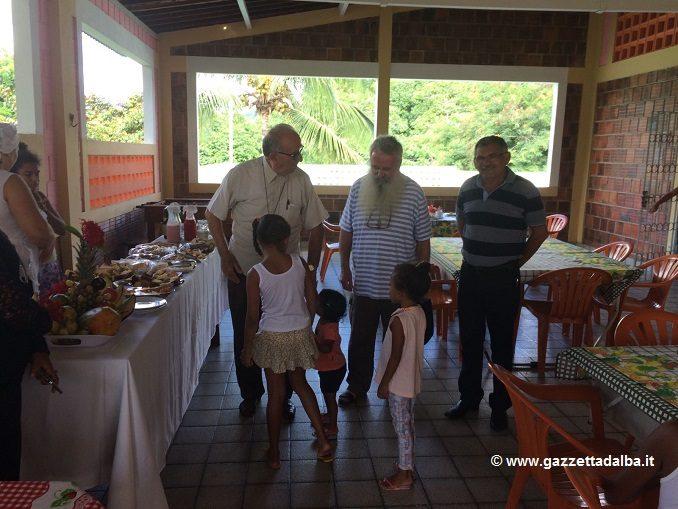 Con il Vescovo Marco Brunetti nelle missioni in Brasile. 2-3 e 4 febbraio 1