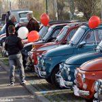Alba celebra un'icona tra le auto d'epoca: 180 Cinquecento Fiat a raduno