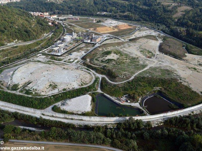 Incontro pubblico a Saliceto per illustrare la reale situazione del sito Acna 1