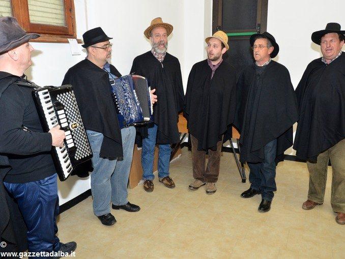 Il Cantè j'euv del Roero, sabato 8 aprile, aiuterà Arquata del Tronto