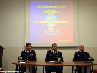 In carcere i rapinatori dell'Ufficio postale di Castagnito. Il basista è di Priocca