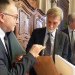 At-Cn: Delrio non fa promesse ma si dice ottimista